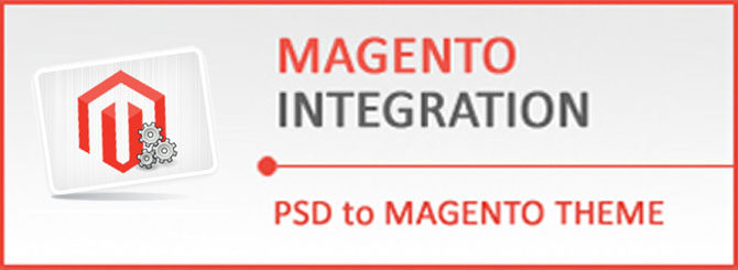 Magento Template Integration